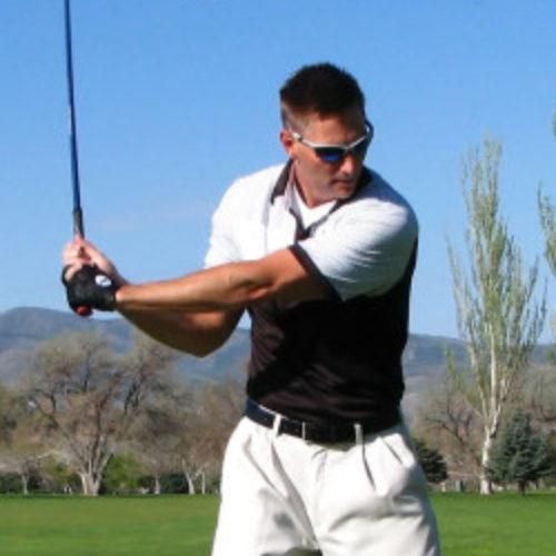 swing training aid