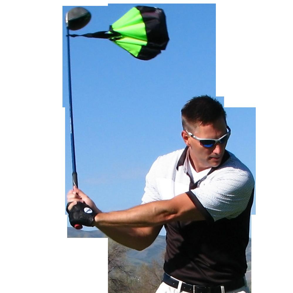 Golf Chute Chute Trainer